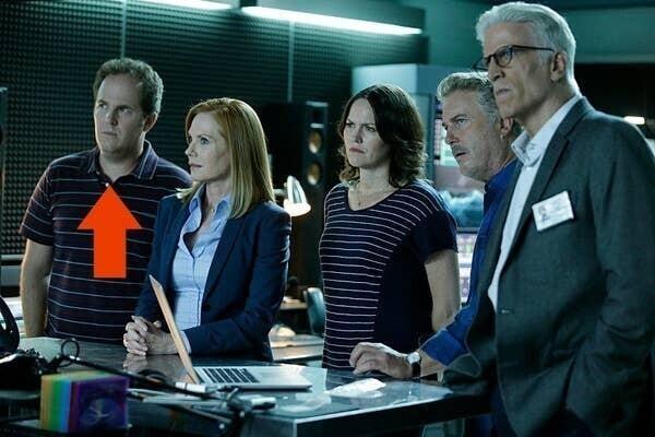 """5. Дэвид Берман в роли Дэвида Филлипса - """"C.S.I.: Место преступления"""""""