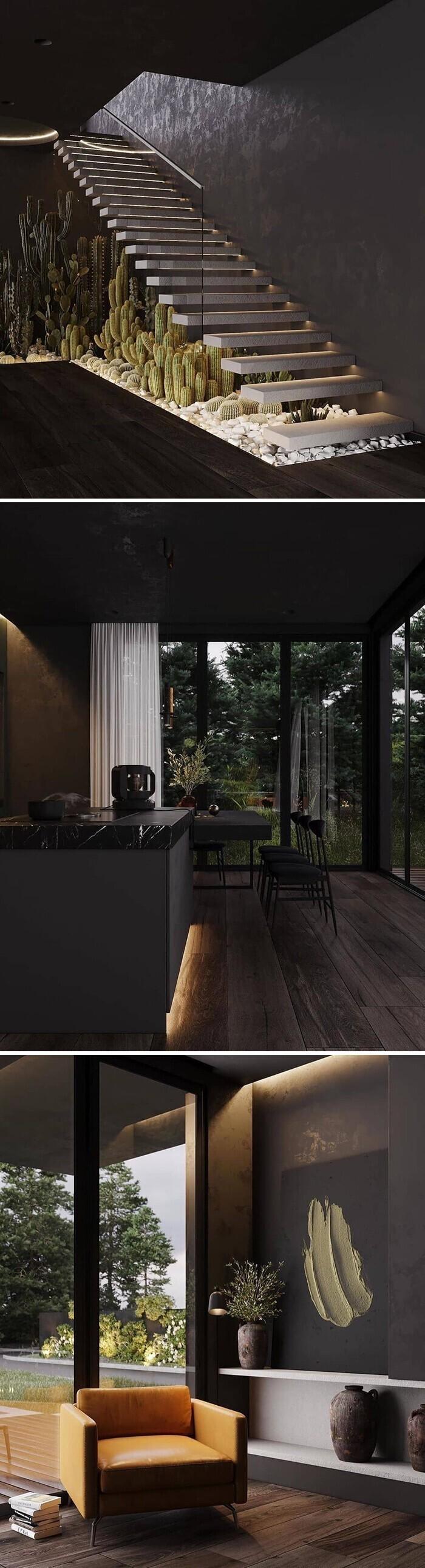 24. Дом в лесу