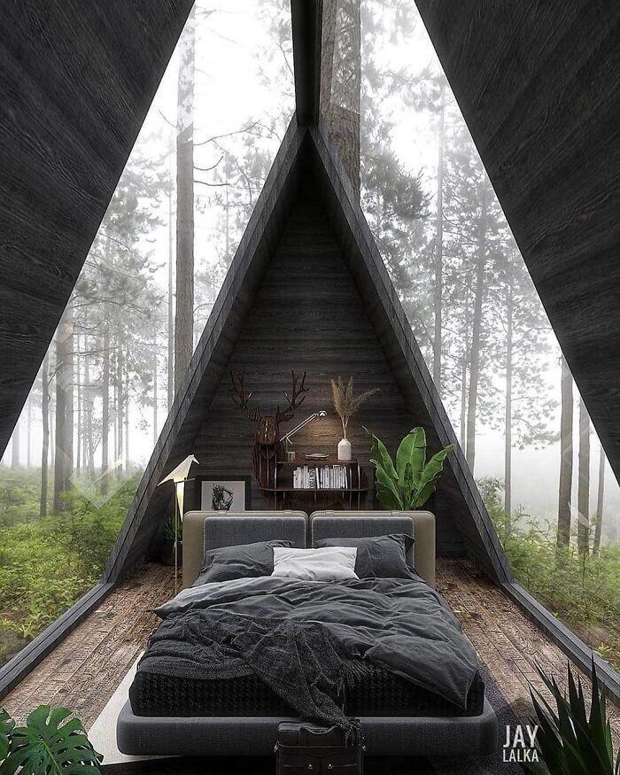 5. Домик в лесу