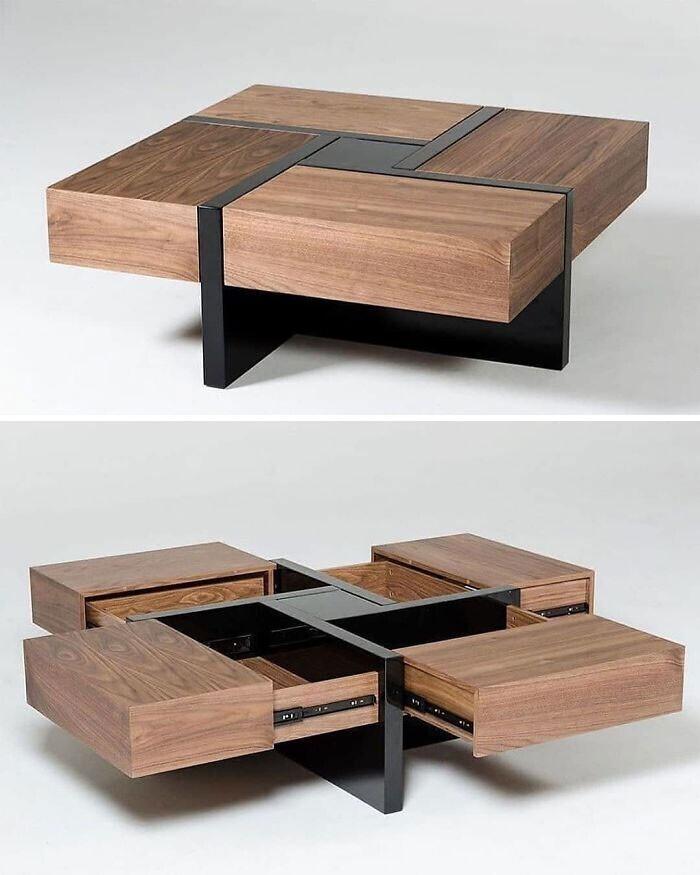 15. Кофейный столик