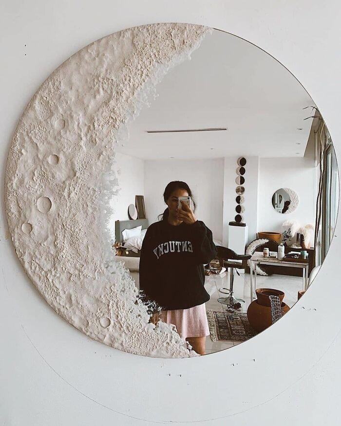 12. Зеркало-Луна