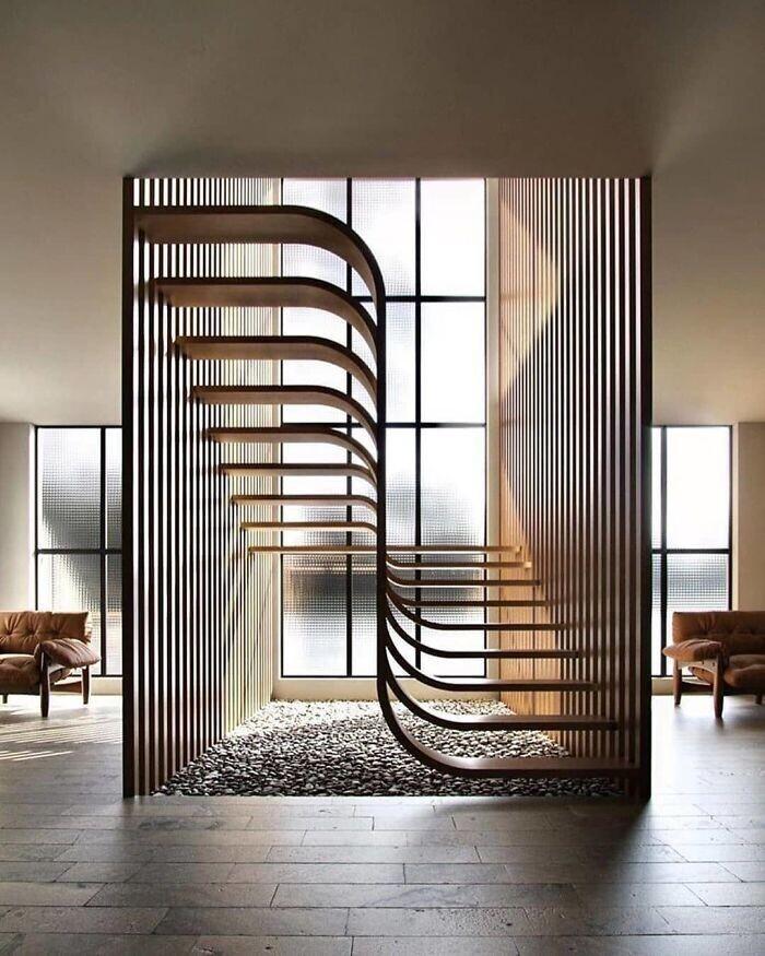 23. Лестница от Ander Alencar