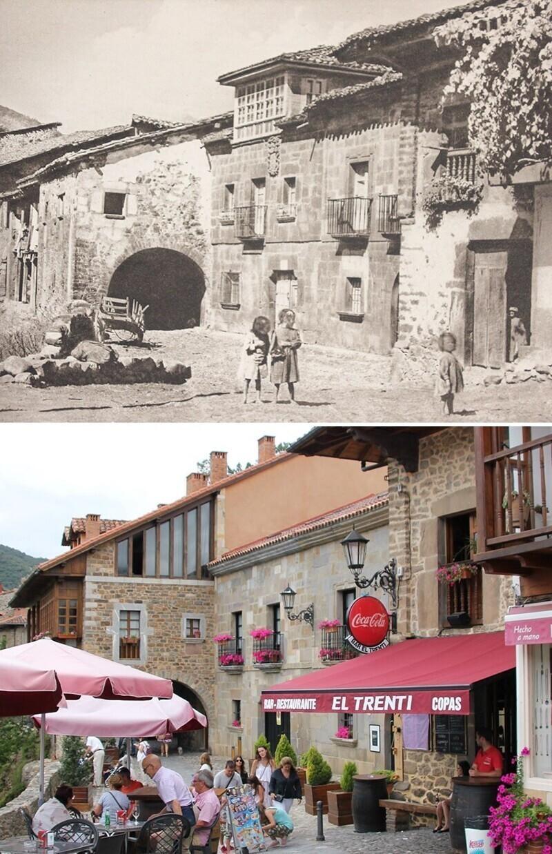 Потес, Испания, 1914 - 2018