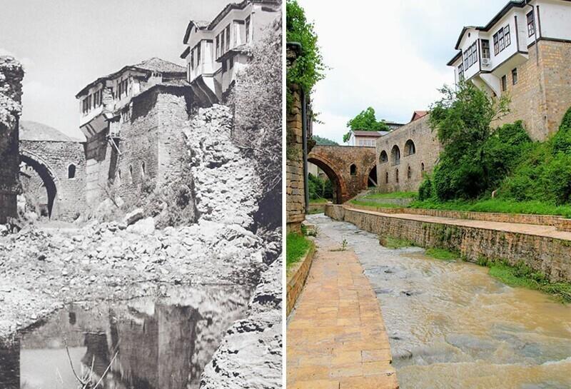 Гровчанский мост, Кратово, Македония, 1926 - 2018