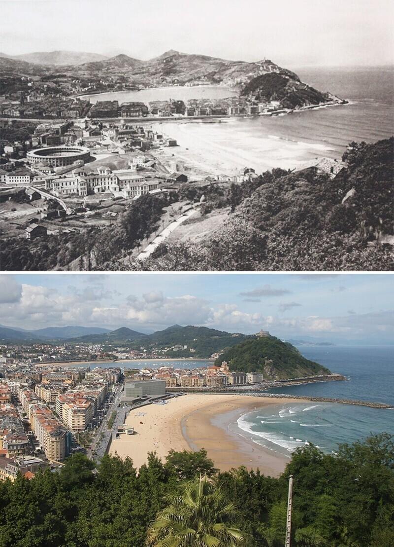 Сан-Себастьян, Испания, 1914 - 2019