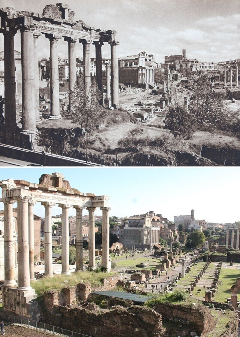 Форум. Рим, 1925 - 2016