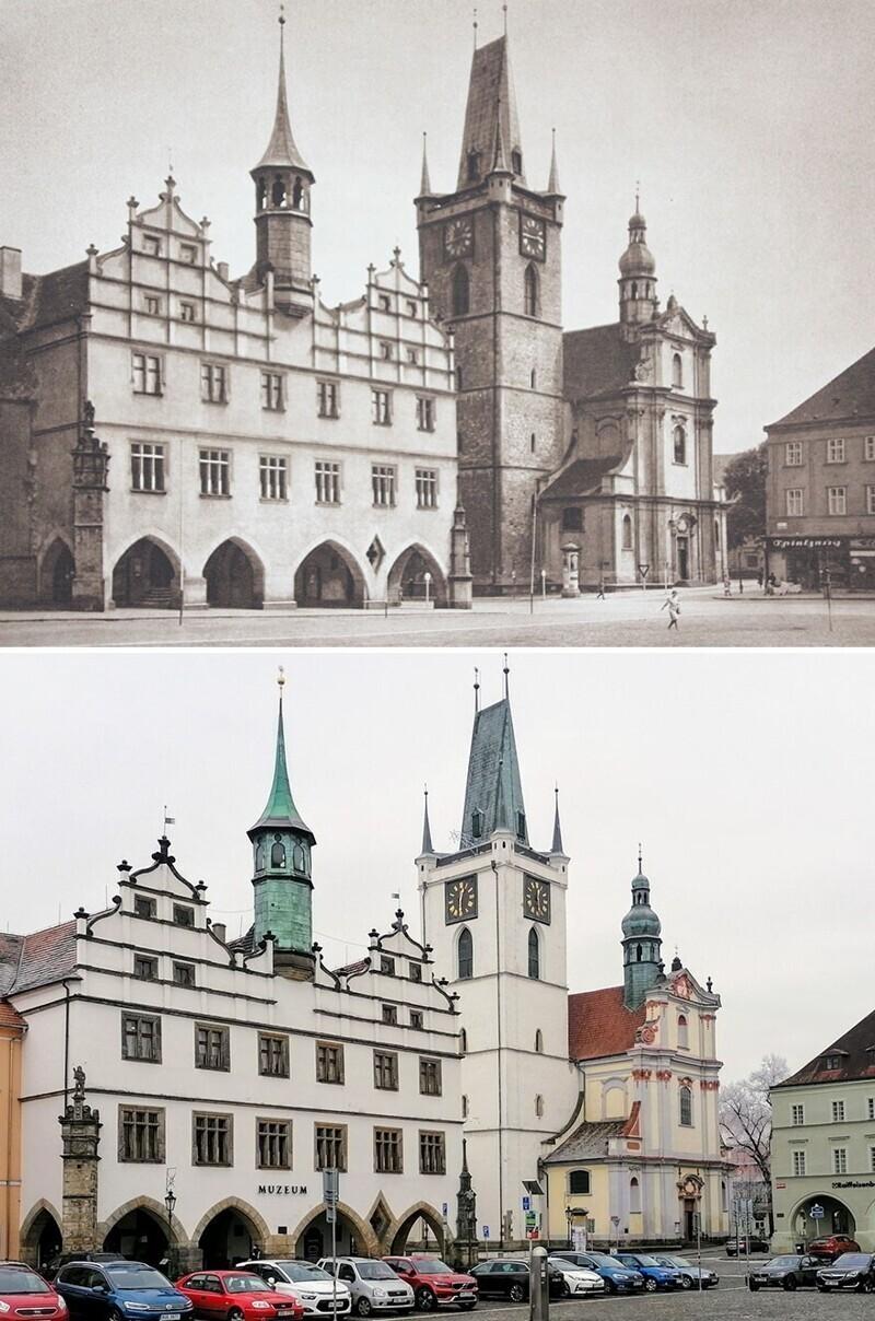 Литомержице, Чехия, 1941 - 2020