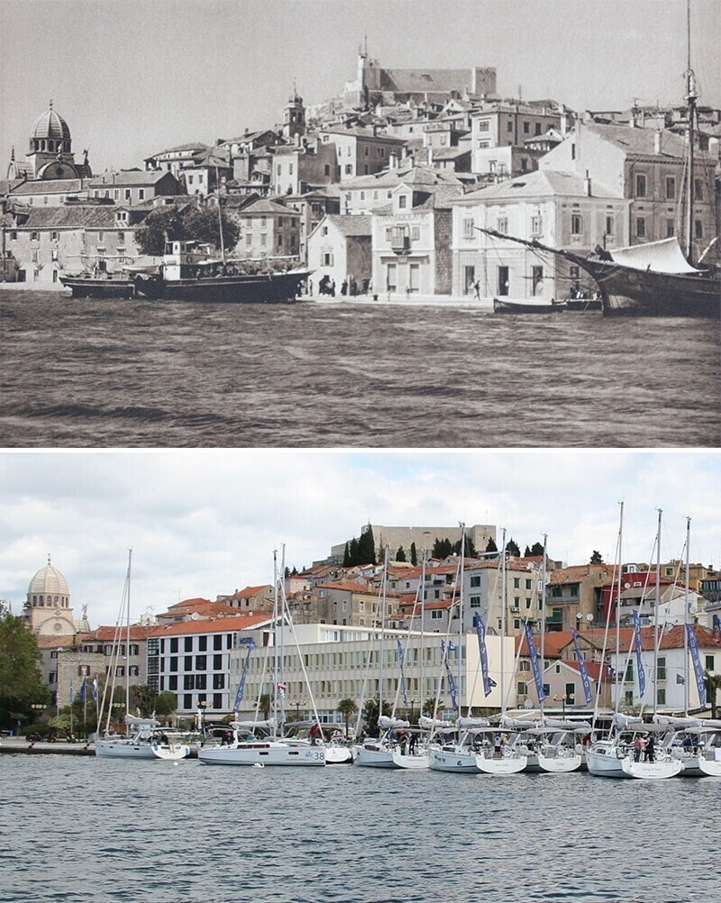 Шибеник, Хорватия, 1926 - 2019