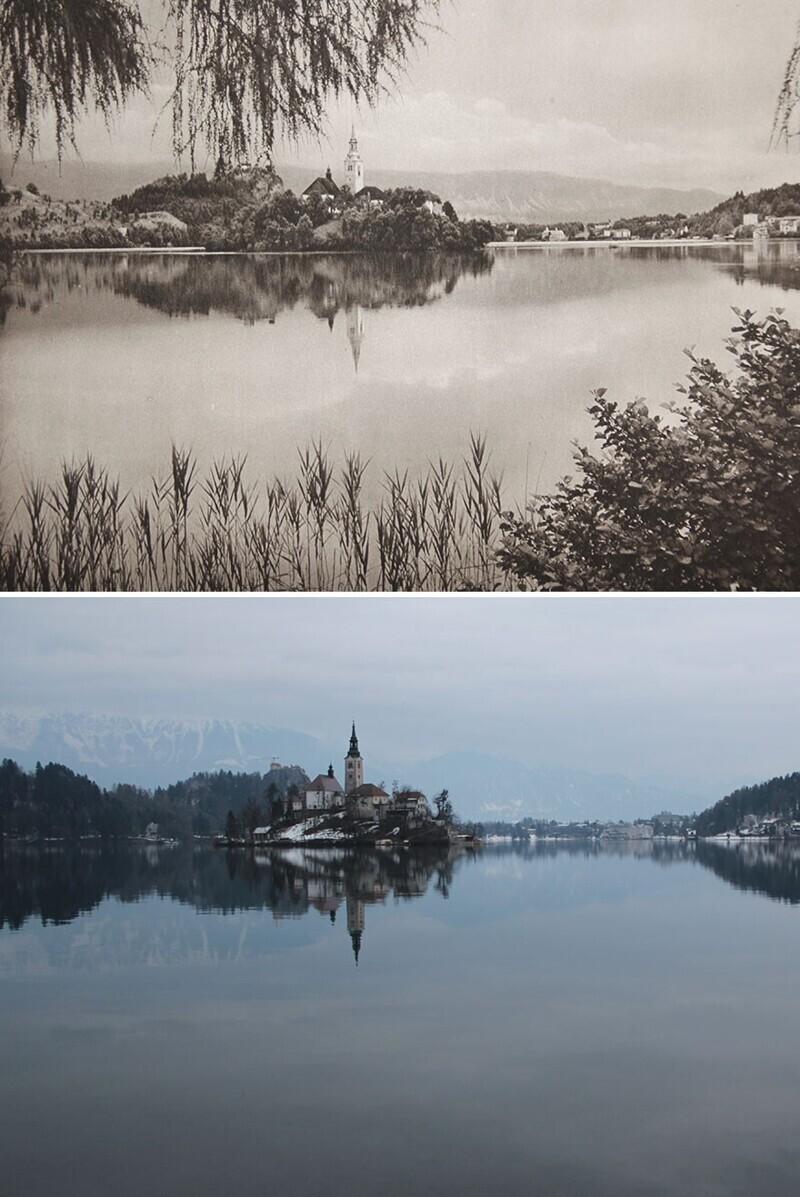 блед. Словения, 1926 - 2018