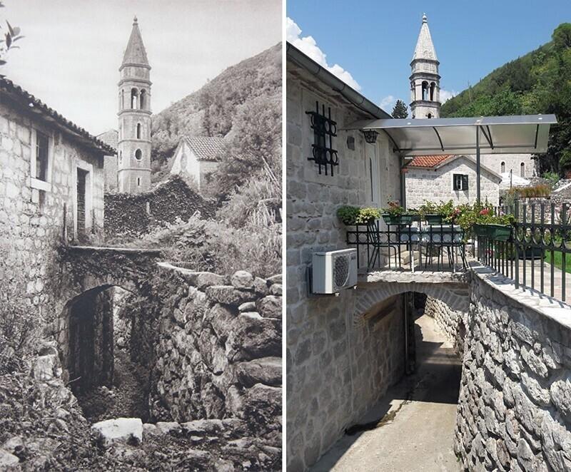 Пераст. Черногория, 1926 - 2018