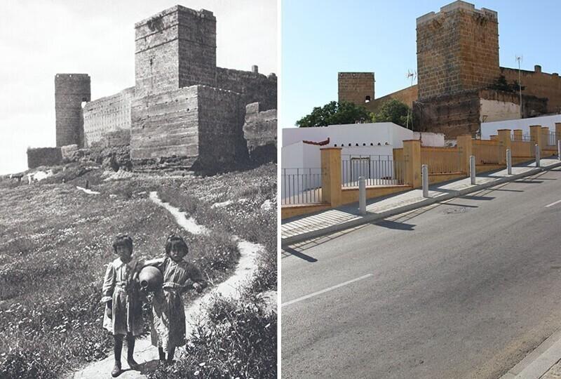 Замок Алькала де Гуадаира, Испания, 1914 - 2019