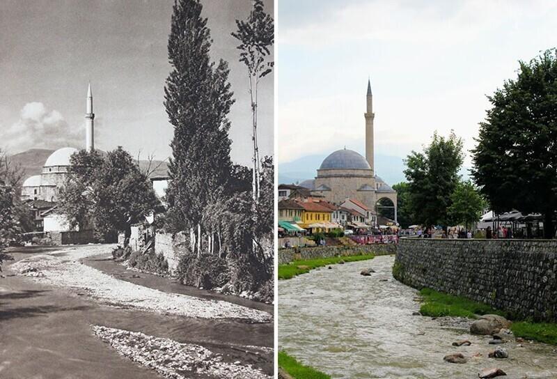 мечеть Синан-паши, Призрен, Косово, 1926 - 2018