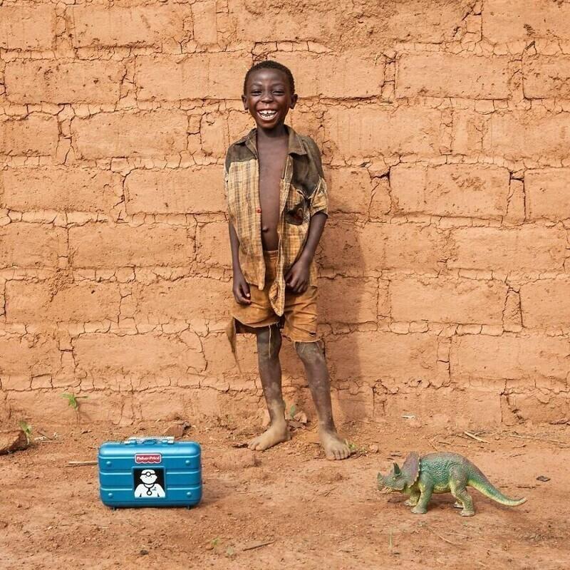 5. Кафеле, 5 лет, Мканда, Малави