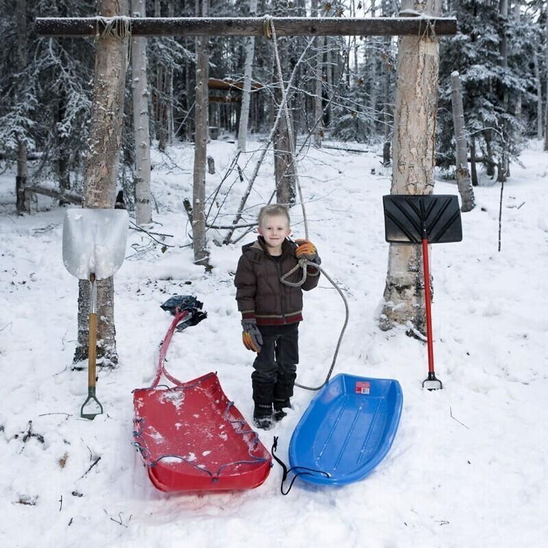 16. Каллум, 4 года, Фэрбенкс, Аляска