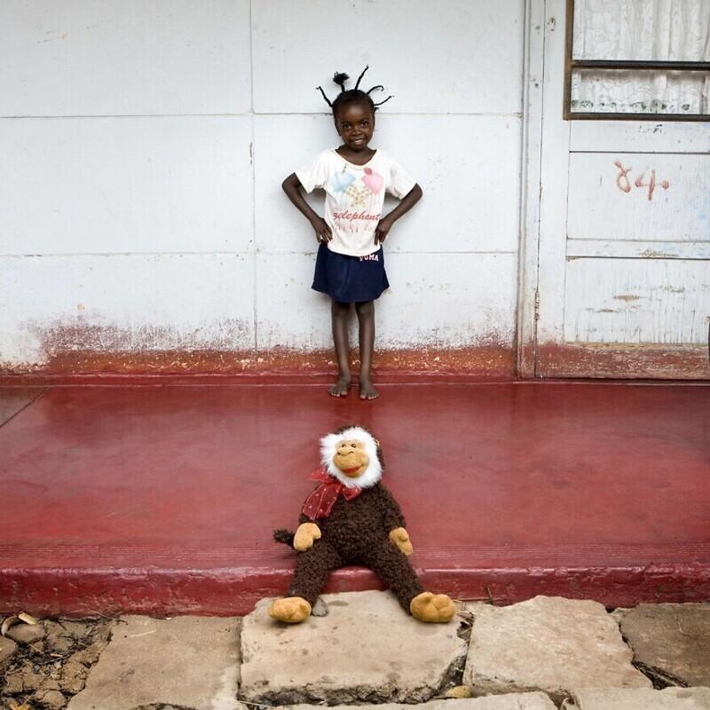 6. Боте, 4 года, Маун, Ботсвана