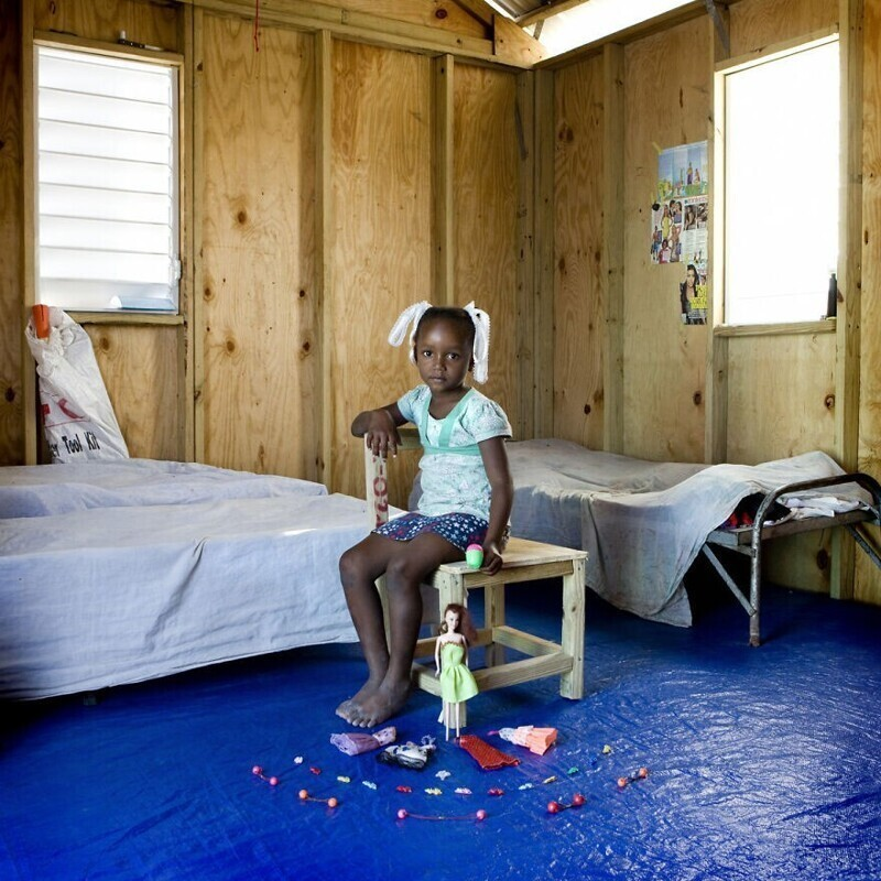 15. Бетсаида, 6 лет, Порт-о-Пренс, Гаити