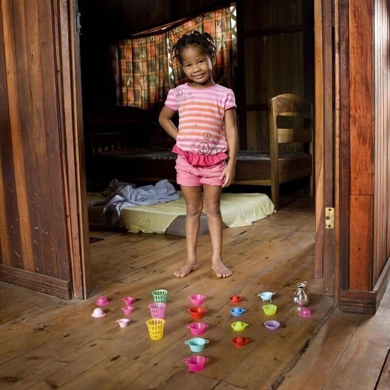 18. Найя, 3 года, Манагуа, Никарагуа