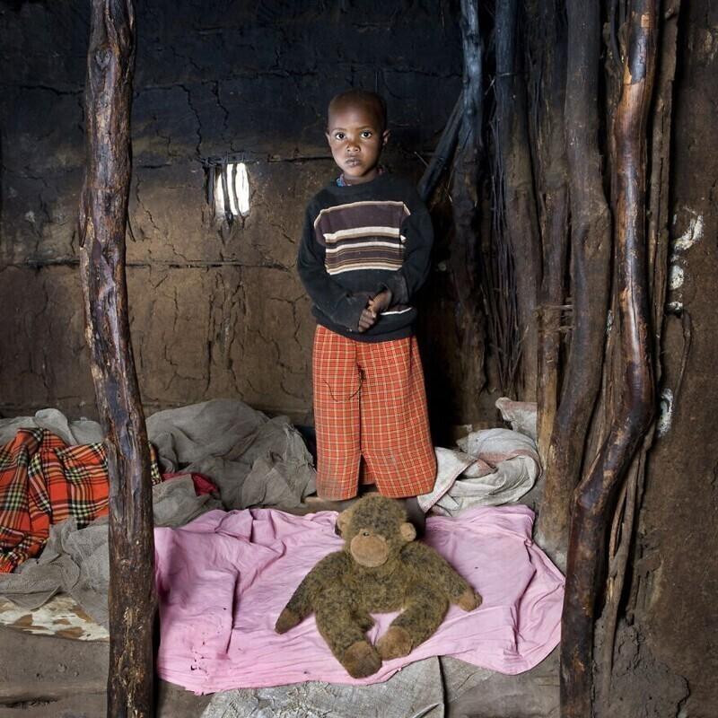 3. Тангавизи, 3 года, Кикорок, Кения