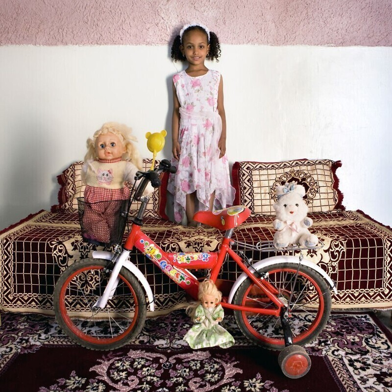 20. Талия, 5 лет, Тимимун, Алжир