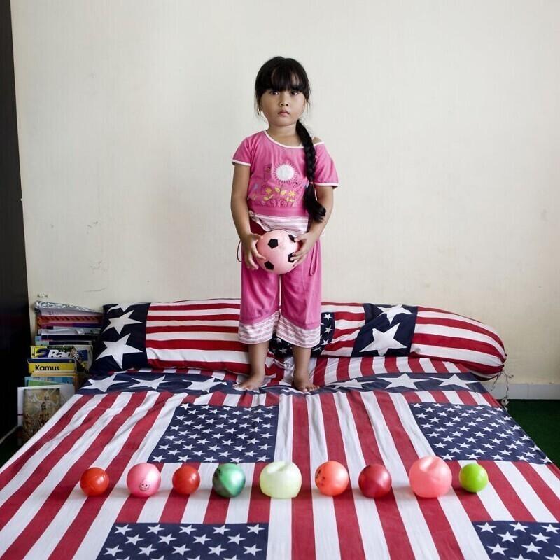 21. Пупут, 4 года, Убуд, Бали