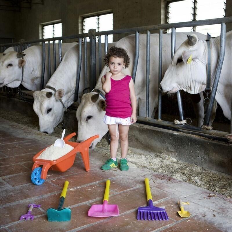 12. Алессия, 5 лет, Кастильон-Фьорентино, Италия