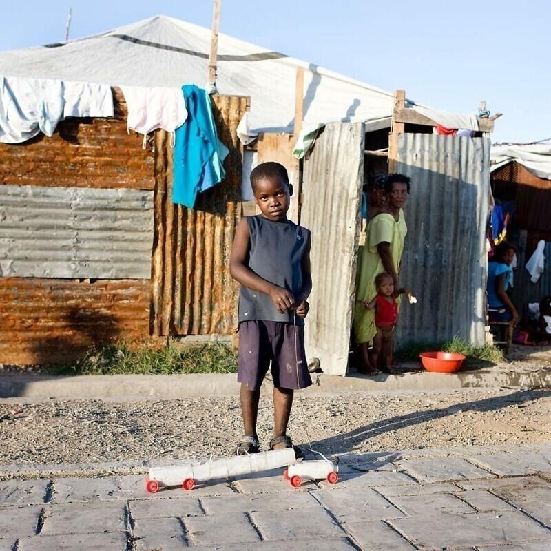 2. Ривалдо Фесна, 5 лет, Порт-о-Пренс, Гаити