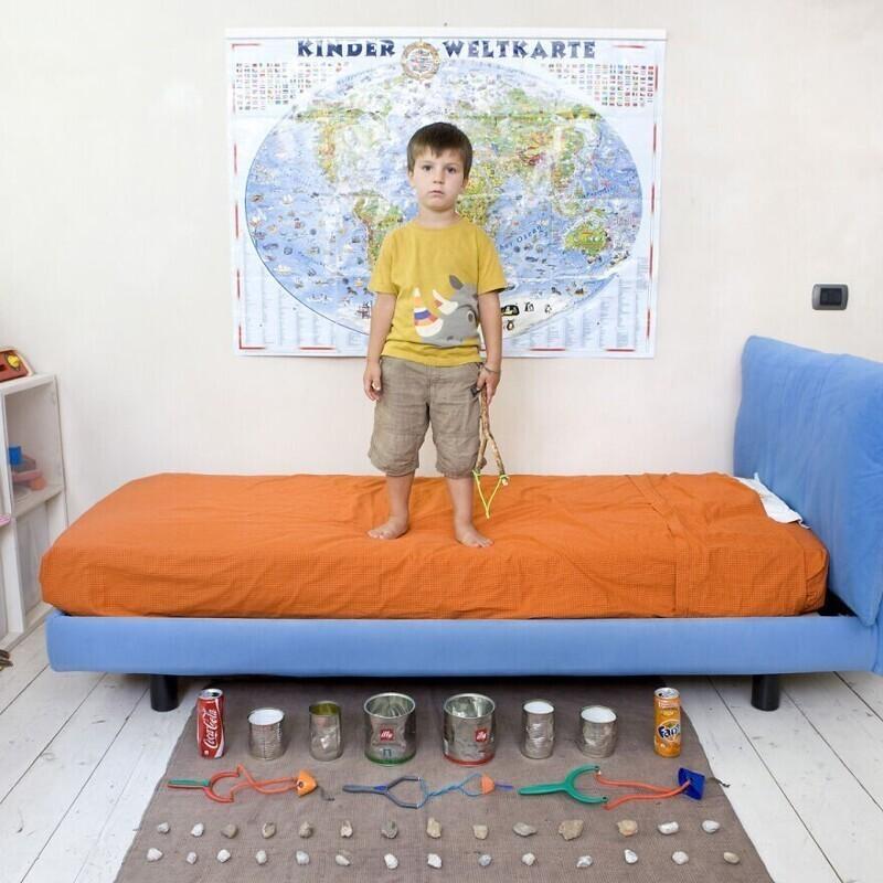 13. Эрнесто, 3 года, Флоренция, Италия