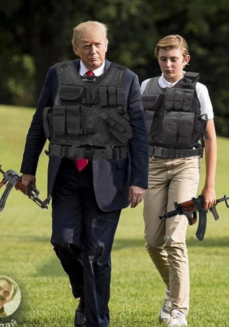 Дональд, есть один лайфхак