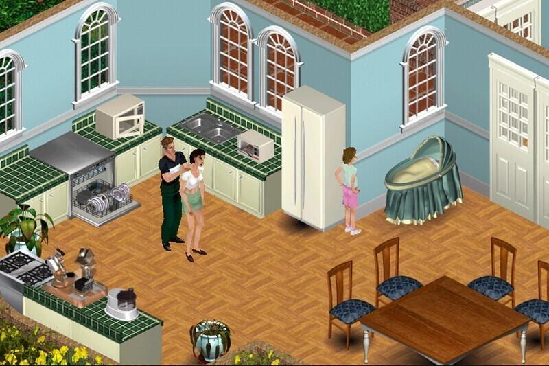 Вышла компьютерная игра The Sims