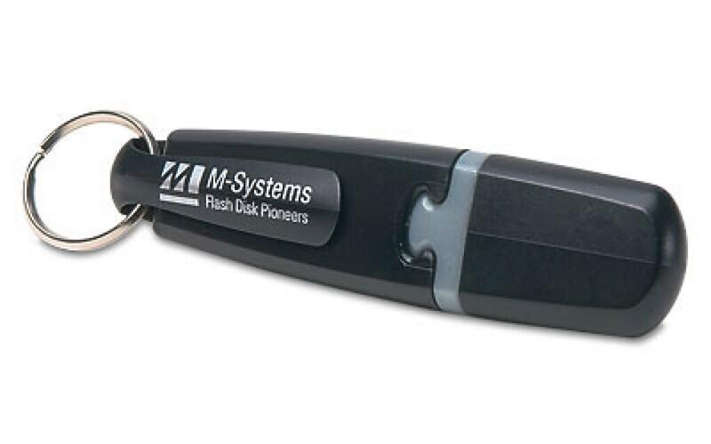 Появились первые USB-флэш накопители