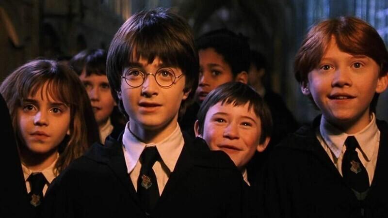 Старт съемок саги о Гарри Поттере