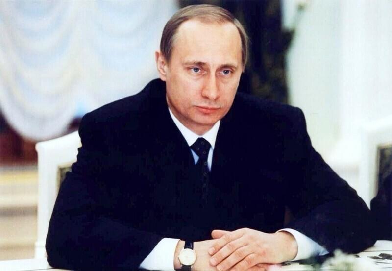 Победа В.В. Путина на выборах президента России