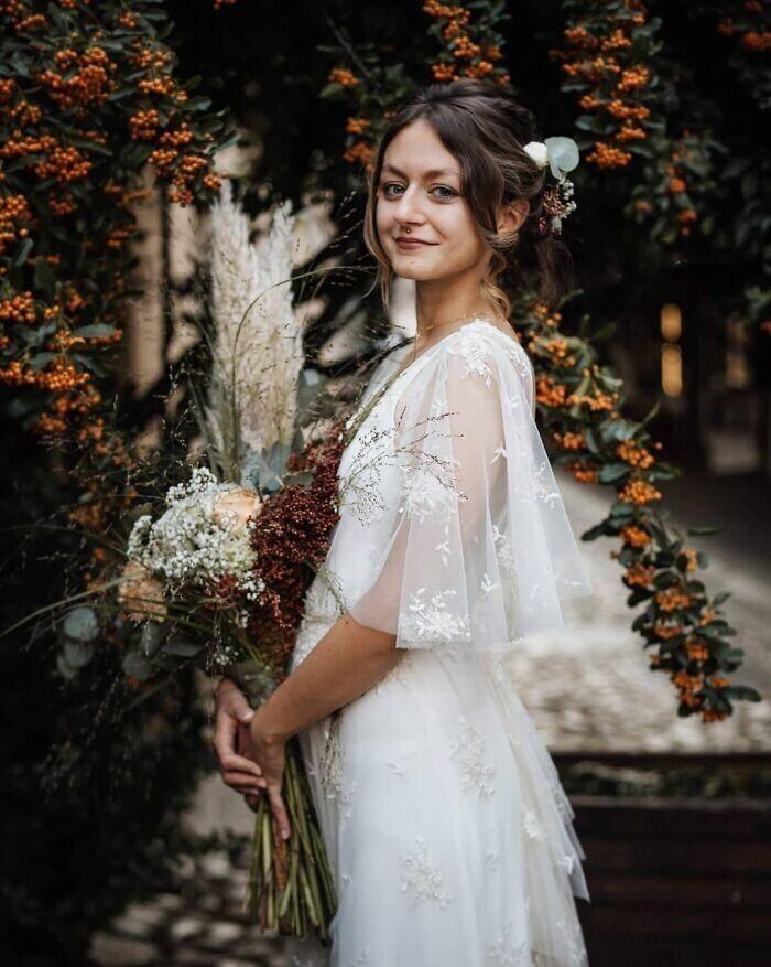 """""""Свадебное платье своими руками"""""""