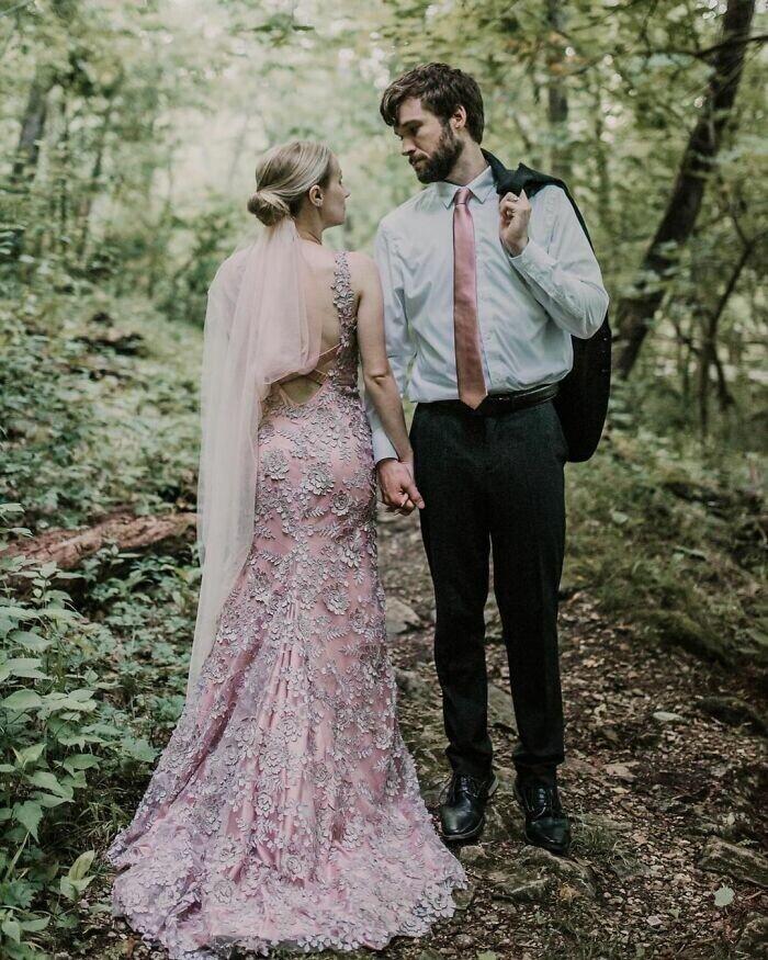 """""""Мне очень нравится, каким получилось мое платье"""""""