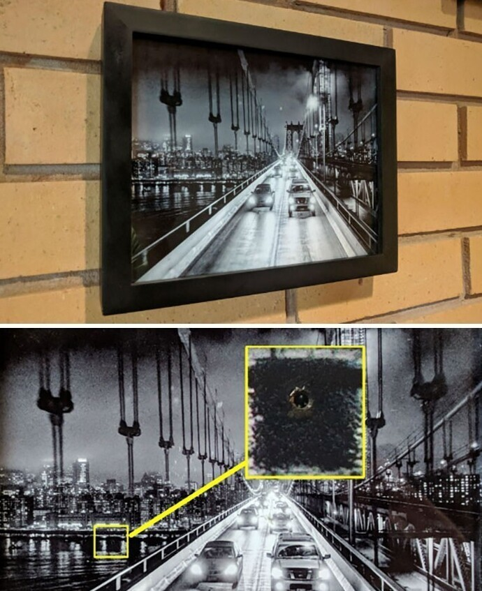 Скрытые камеры: да они повсюду