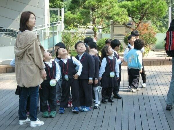 Южная Корея и ее обитатели