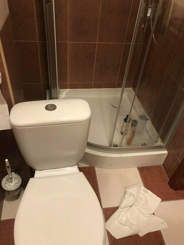В одном из отелей Восточной Европы