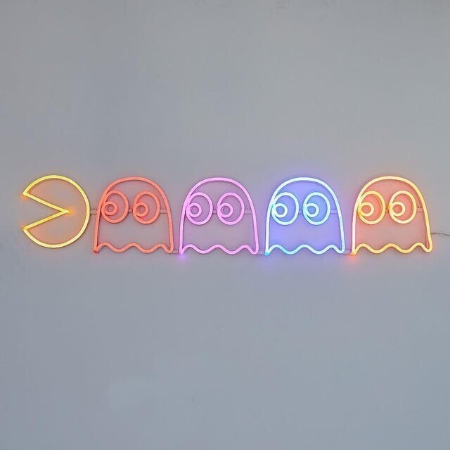 Светильник Pac-Man