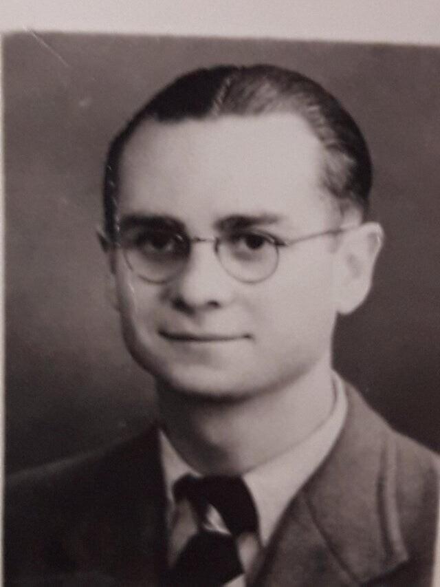 """""""Мой дедушка в 40-х был похож на Гарри Поттера"""""""