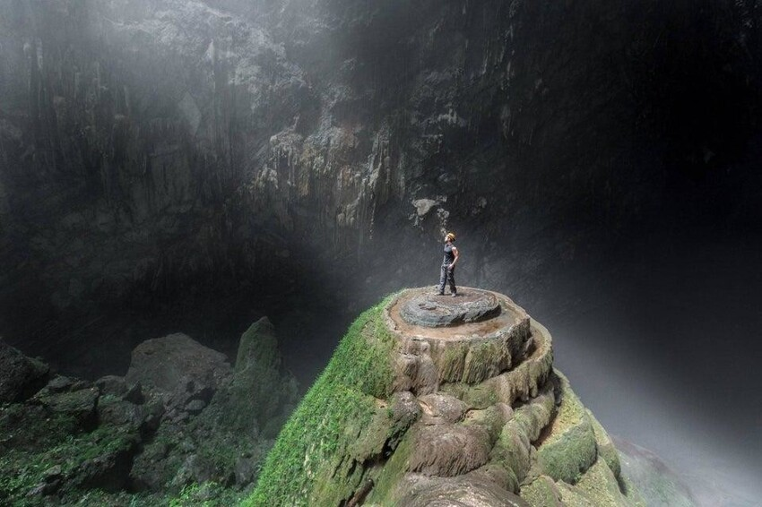 Самая большая пещера в мире, обнаружена во Вьетнаме