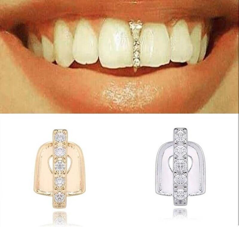 Дизайнеры от зубов все никак не отстанут