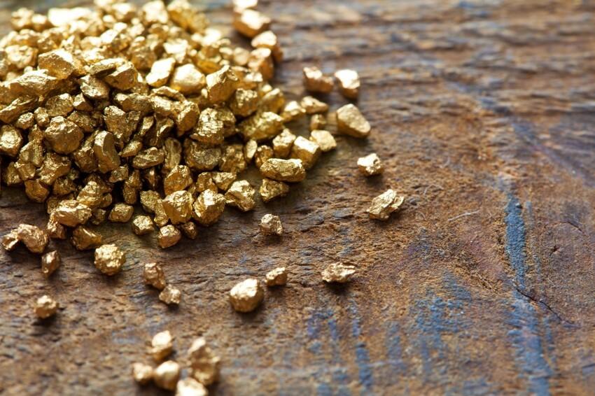 Намыл золотишка: шагай за решетку