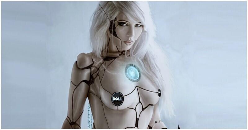 Секс-роботы - неизбежное будущее межполовых отношений?