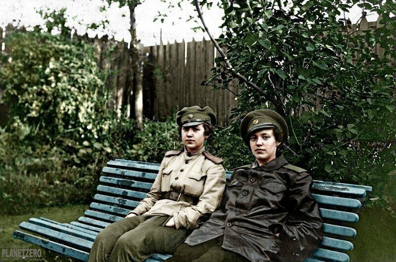Они служили в известном многим «Батальоне смерти»