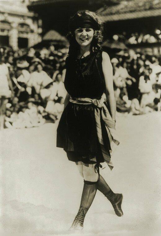 Первая в истории США девушка, завоевавшая титул «мисс Америка». Маргарет Горман, 16 лет, 1921 год