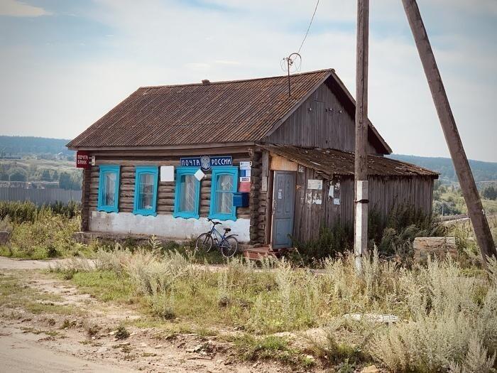 В посёлке Большое Баландино Челябинской области