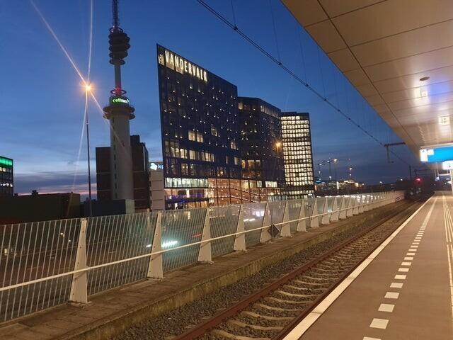 2D здание в Нидерландах