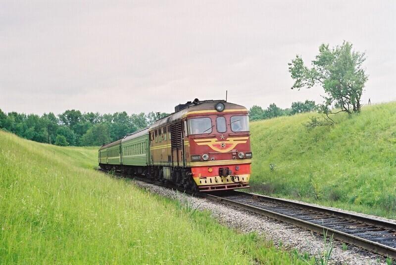 Страна, ее люди и транспорт в 90-х