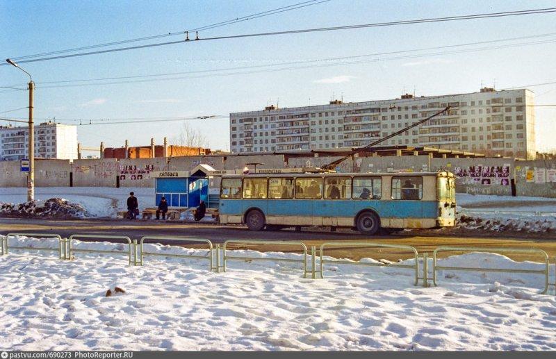 Ул. Молодогвардейцев, Челябинск
