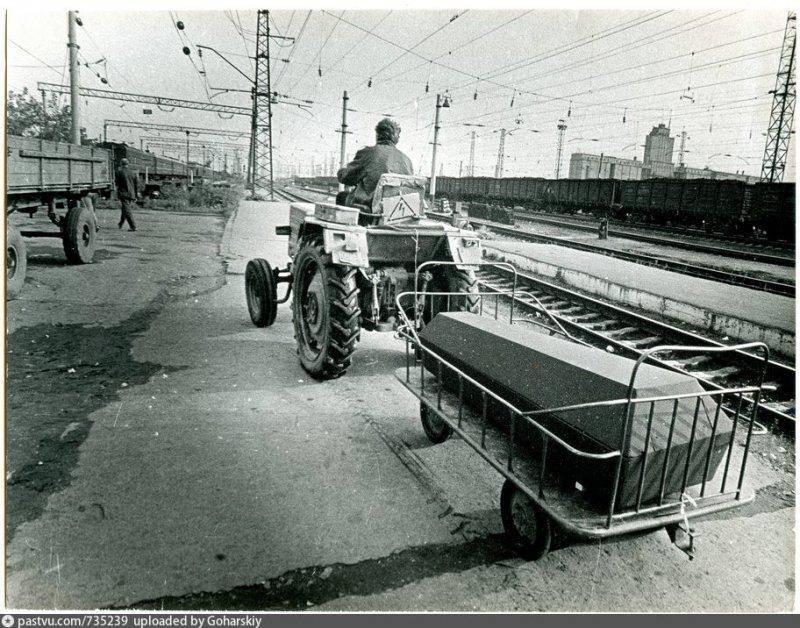 На железнодорожной станции Карталы
